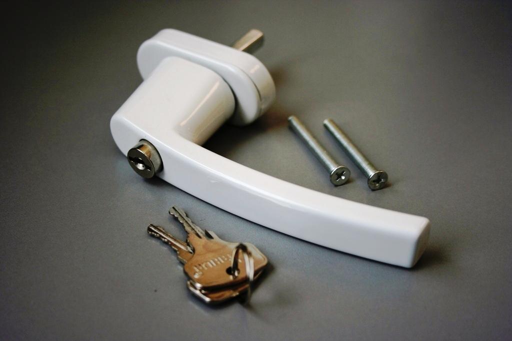 Ручки с ключом