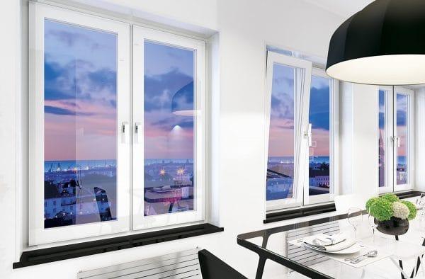Окна и балконы Жаворонки1
