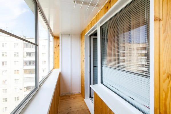 Пластиковые балконы Кубинки3